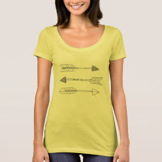 Tribal arrows by VOL25 T-Shirt