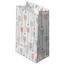 Tribal Arrows Pattern Small Gift Bag
