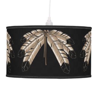 Tribal Art Lamp Native Spirit Animal Lamps Gifts