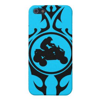 tribal atv iPhone SE/5/5s cover