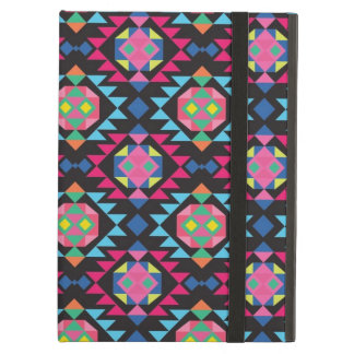 Tribal aztec andes geometric hipster arrow pattern cover for iPad air