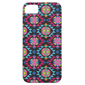 Tribal aztec andes geometric hipster tri pattern iPhone 5 case