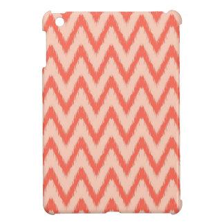 Tribal aztec chevron zig zag stripes ikat pattern cover for the iPad mini