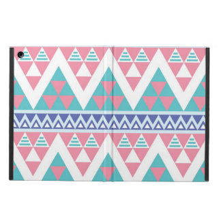 Tribal aztec colorful pattern case for iPad air