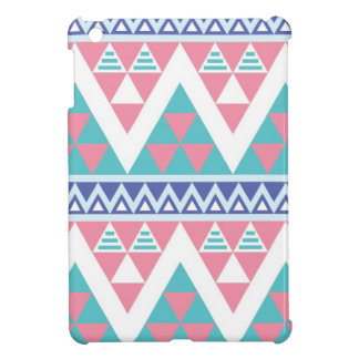 Tribal aztec colorful pattern cover for the iPad mini