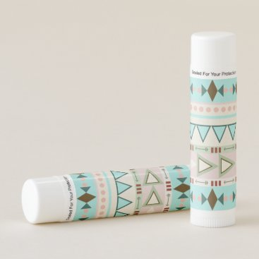 Aztec Themed Tribal Aztec Lip Balm