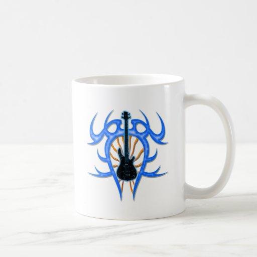 TRIBAL BASS COFFEE MUG