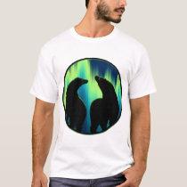 Tribal Bear Art Kid's Shirt Polar Bear Kid T-shirt