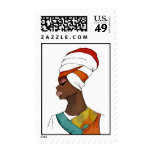 Tribal Beauty Stamp