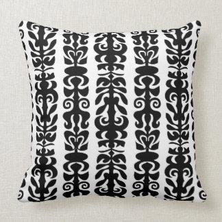 Black And White Tribal Pillows - Decorative & Throw ...