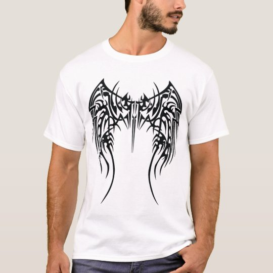 Tribal-black T-Shirt