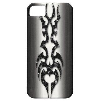 tribal black white iphone 5 case