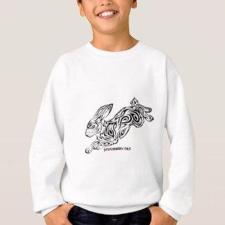 Tribal Bunny Sweatshirt