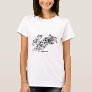 Tribal Bunny T-Shirt