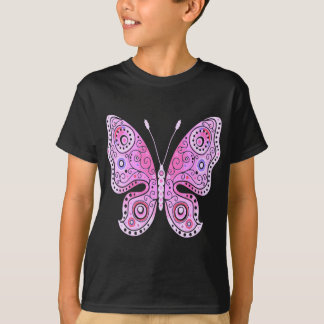 Tribal Butterfly T-Shirt