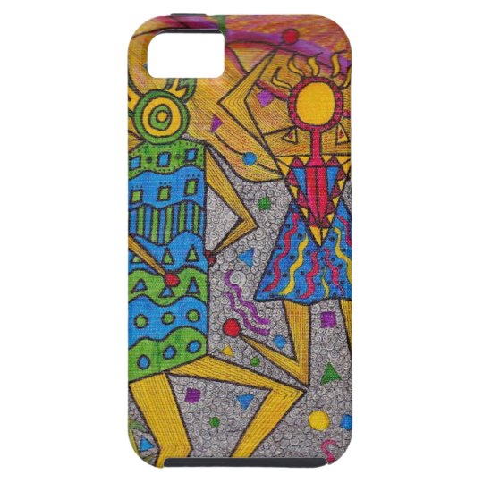 Tribal Celebration iPhone SE/5/5s Case