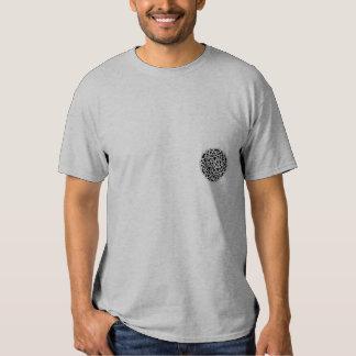 Tribal Celtic naked t-shirt
