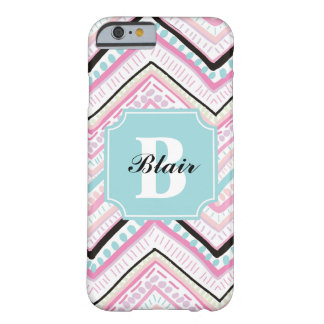 Tribal Chevron Barely There iPhone 6 Case