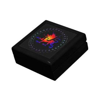 Tribal Color Dragon,Giftbox II Gift Box