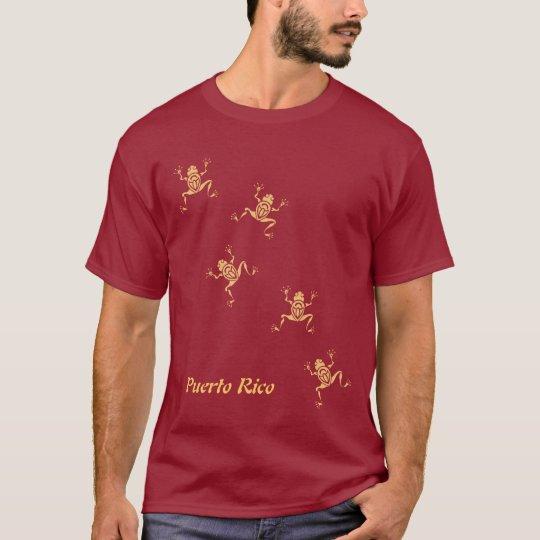 Tribal Coqui T-Shirt