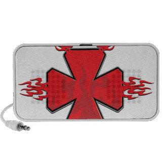 Tribal Cross Mini Speaker