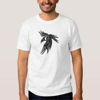 Tribal Crow Shirt