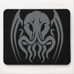 Tribal Cthulhu mouse pad