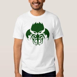 Tribal Cthulhu T-shirt