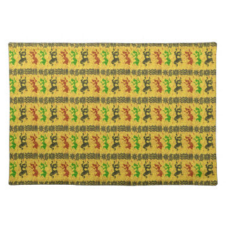 Tribal Dance Cloth Placemat