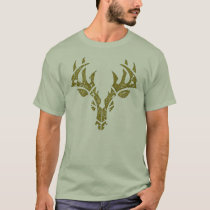Tribal Deer (camo) T-Shirt