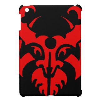 Tribal Demon iPad Mini Cover