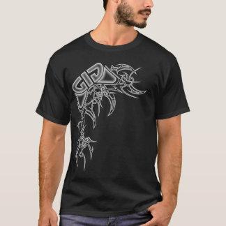 Tribal Design - Black&White T-Shirt