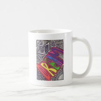 Tribal Design Coffee Mug