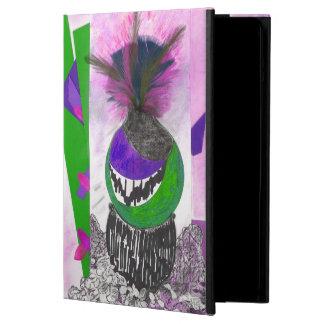 Tribal Design Green iPad Air Case