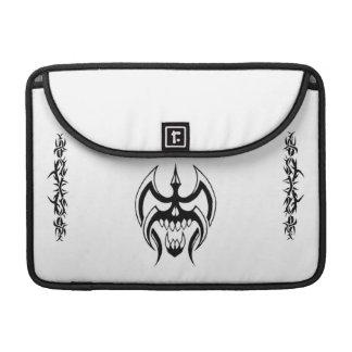 "Tribal Design Macbook Pro 13"" Rickshaw Flap Sleeve Sleeve For MacBook Pro"