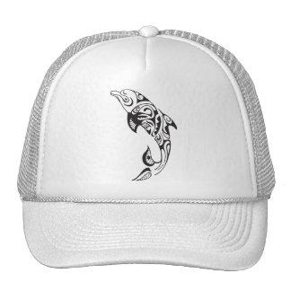 Tribal Dolphin Hats