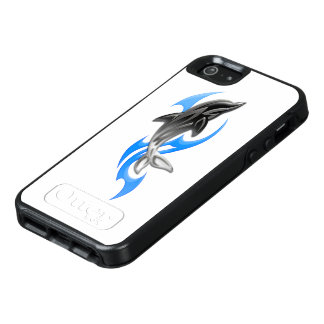 Tribal Dolphin OtterBox iPhone SE Case