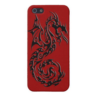 Tribal Dragon 3 iPhone SE/5/5s Cover