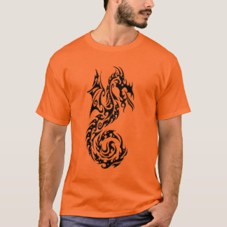 Tribal Dragon 3 T-Shirt
