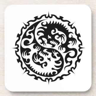 Tribal dragon coaster