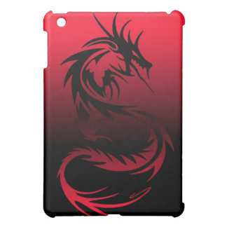 tribal dragon ipad case