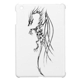 Tribal dragon iPad mini cases