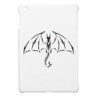 tribal dragon iPad mini case