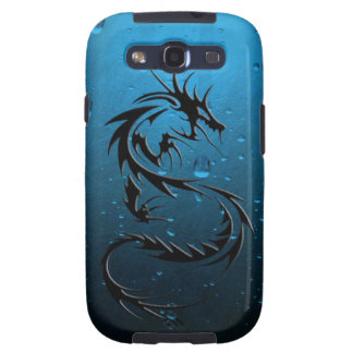 tribal dragon phone case galaxy SIII covers