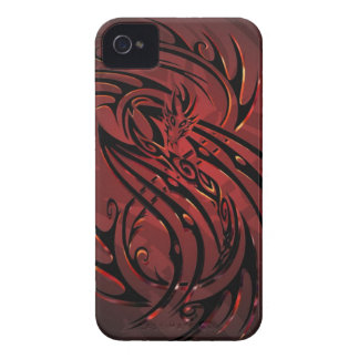 tribal dragon phone case Case-Mate iPhone 4 cases