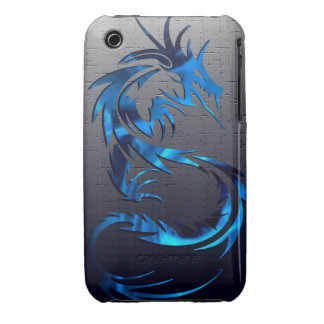tribal dragon phone case iPhone 3 Case-Mate case