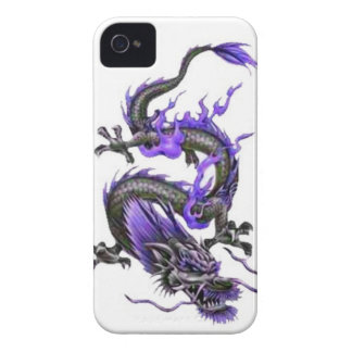 tribal dragon phone case tattoo iPhone 4 cover