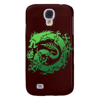 Tribal dragon samsung s4 case