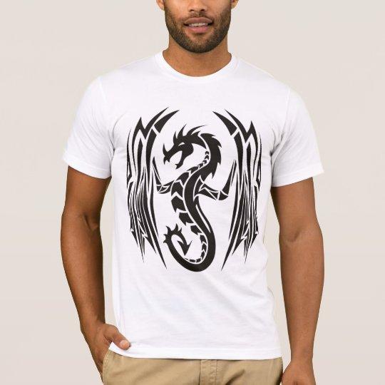 tribal dragon shirt