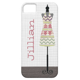 Tribal Dress Form iPhone 5 Case